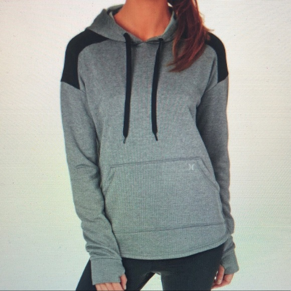 ce22a0119031 Women s HURLEY Df United pullover hoodie XS NWT